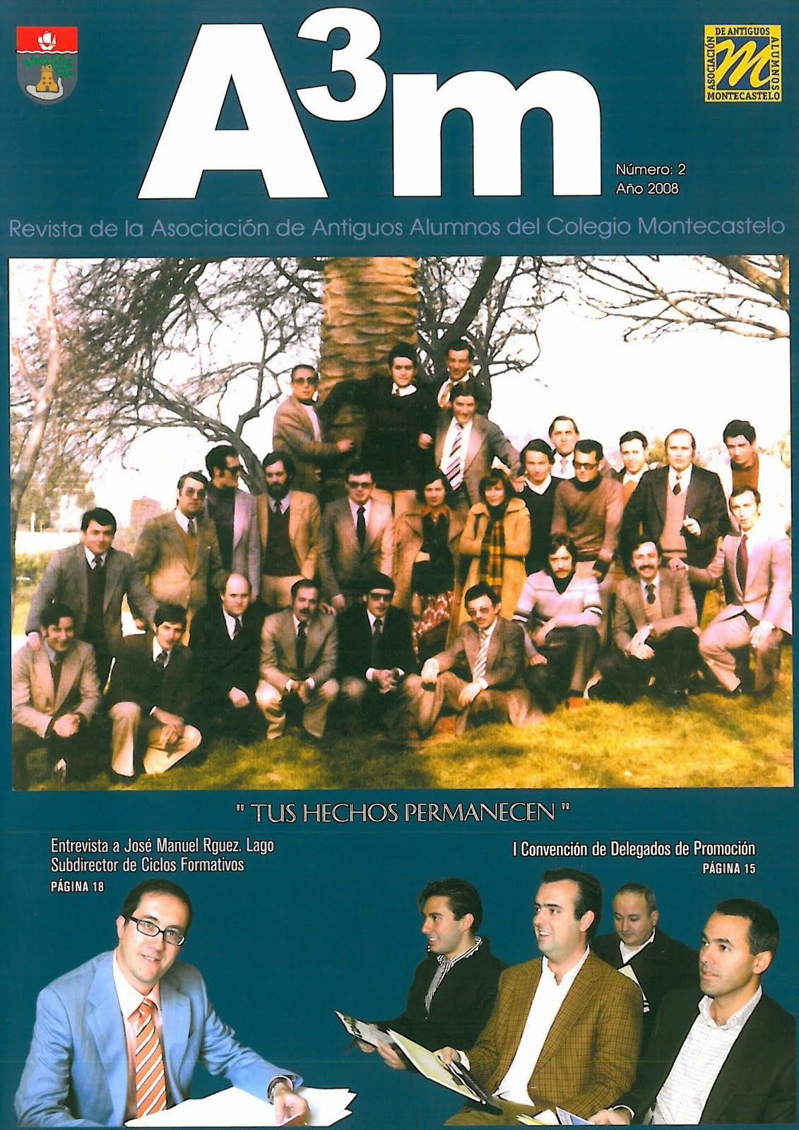 REVISTA A3M Nº2 2009