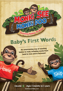 Baby's First Words DVD