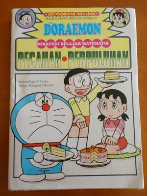 gambar Doraemon, komik Doraemon