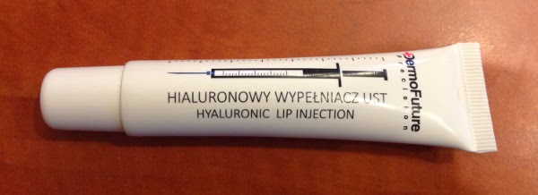 hyaluronic lip injection