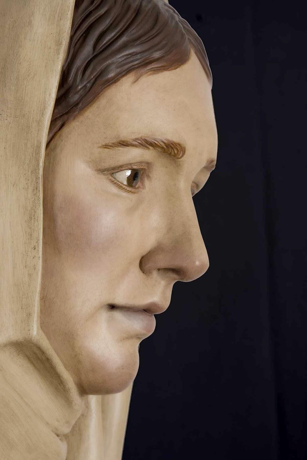 Resucitado Semana Santa Jumilla escultura 16