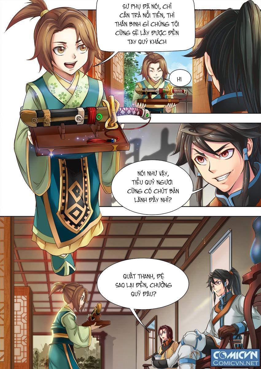 Đường Ẩn Chapter 2 - Hamtruyen.vn