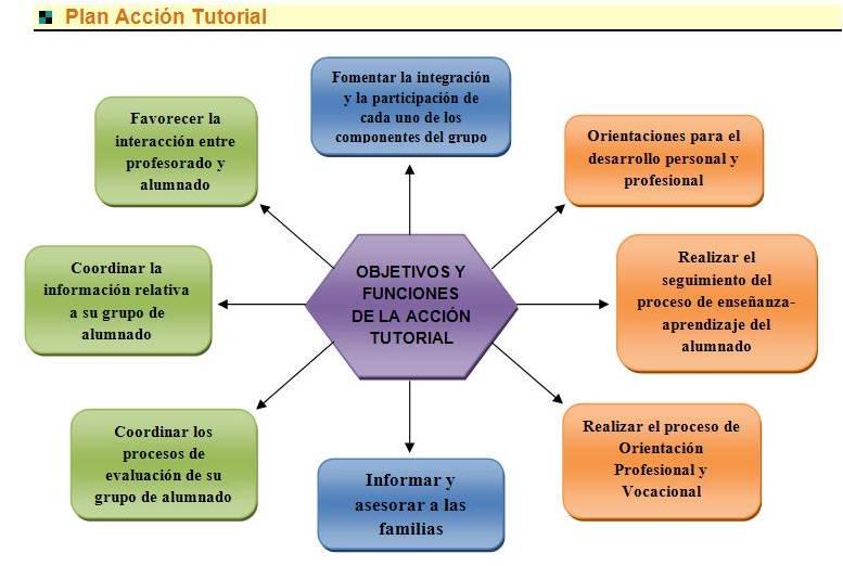 La tutor a en la educaci n primaria plan de acci n tutorial for La accion educativa en el exterior