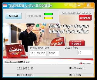 Inject Telkomsel Untuk Indonesia 24 Oktober 2015