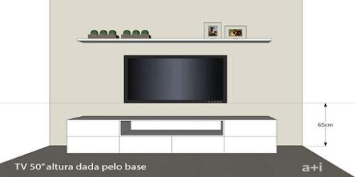 Tudo que você precisa saber antes de instalar a TV na parede.