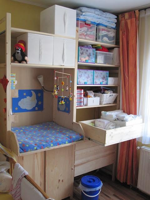 Organizzare l 39 armadio dei bambini cento per cento mamma - Armadio bambini ikea ...