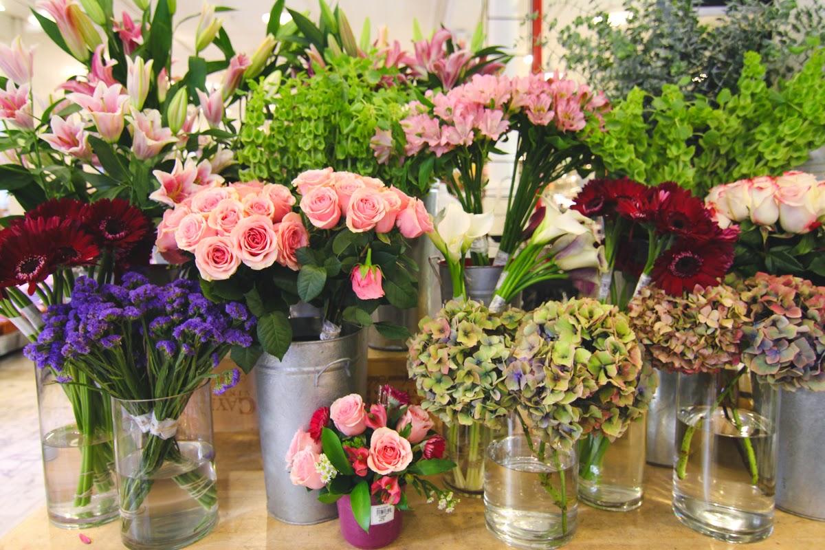 dean deluca soho nyc flowers