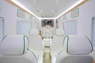 governor akpabio bullet proof vans