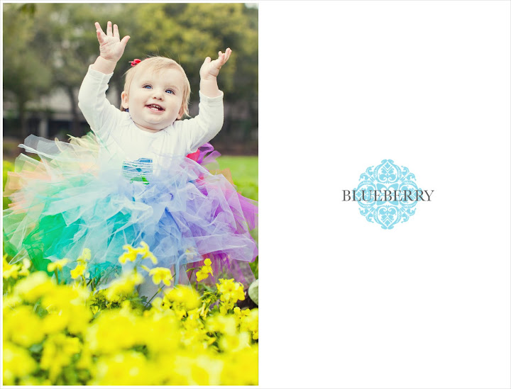 bay area baby photography session rainbow birthday at park
