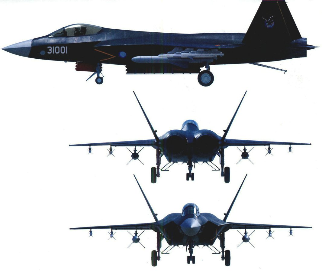 J 31 Chinese F-60/J3...