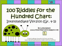 http://www.teachersnotebook.com/product/linda%20n/100-riddles-for-the-100-chart-intermediate-version