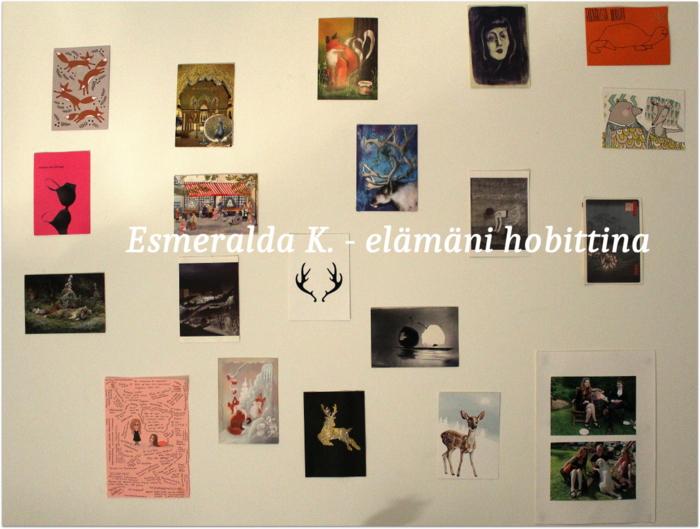 Esmeralda K. - elämäni hobittina