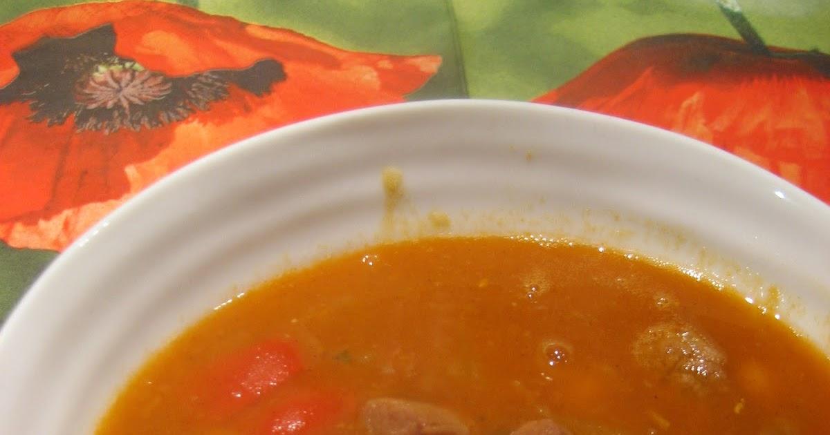 PEBBLE SOUP: Harira: Moroccan Lamb and Bean Soup