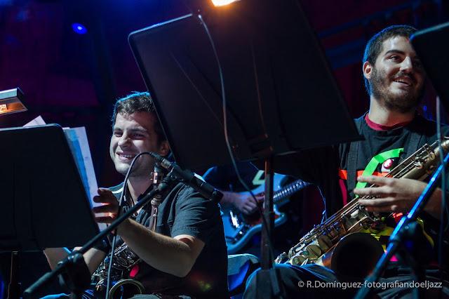 © R.Domínguez - Free Spirits Big Band & El Petit de Cal Eril