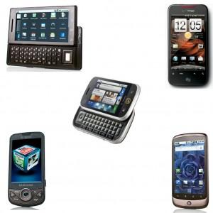 Berbagai Macam Hp Android CDMA