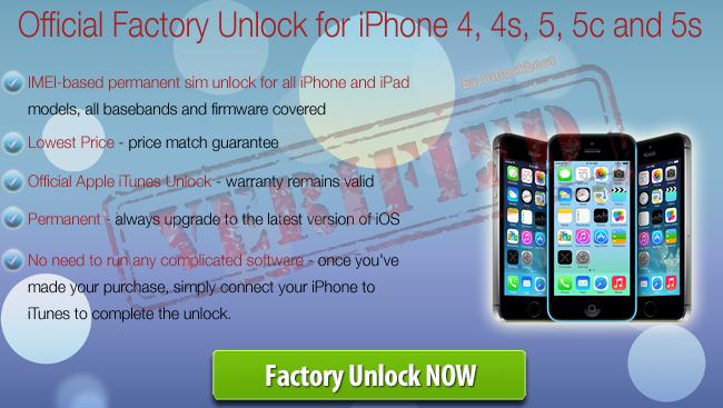 IOS 7.0.4 Unlock