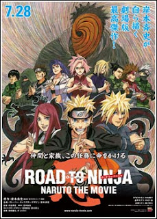 Download Road To Ninja Naruto The Movie Filme 06 Legendado + Torrent