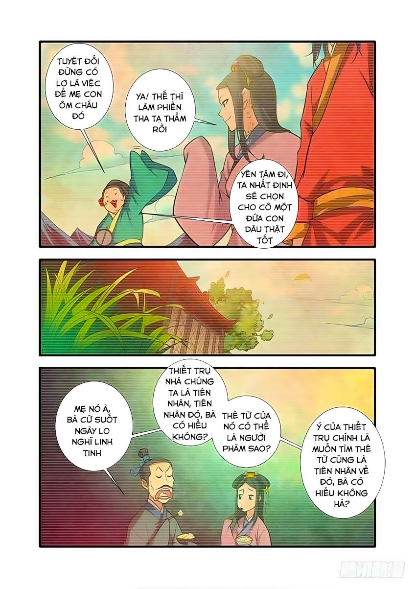 Tiên Nghịch chap 85 - Trang 22