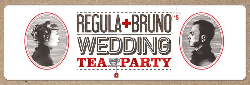 Bruno & Regula Afternoon Tea Wedding