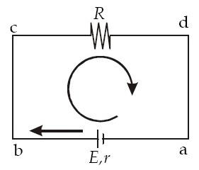 Rangkaian listrik sederhana.