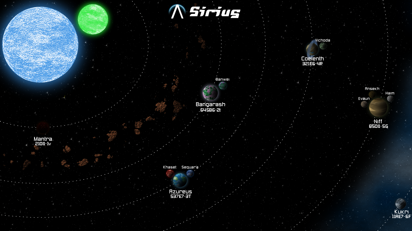 does sirius have planets bing images