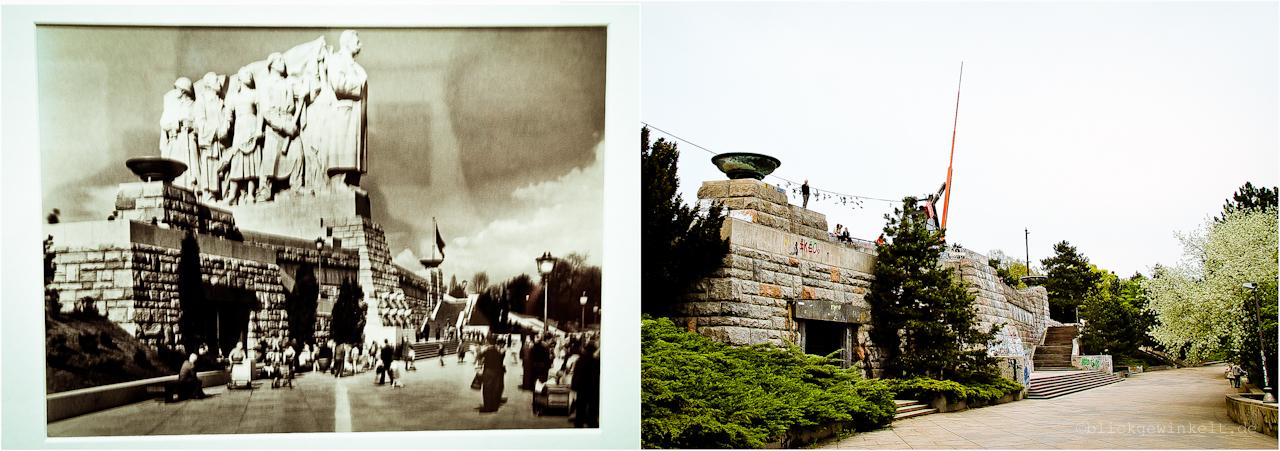 Metronom, Stalin-Denkmal, Prag