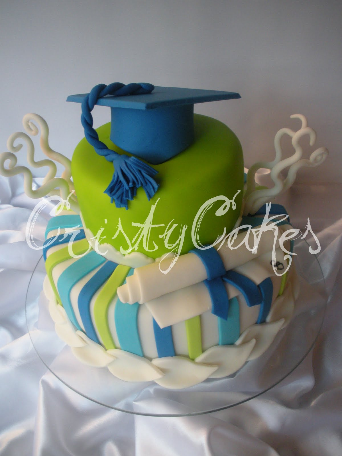 Decoracion Graduacion Bachiller ~ Cristy s Cakes Graduaciones, Julio el mes de las Graduaciones