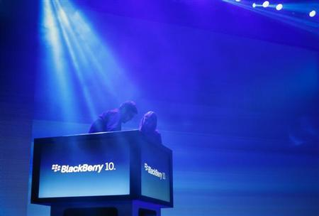 RIM renamed BlackBerry, new smarthphones unveiled