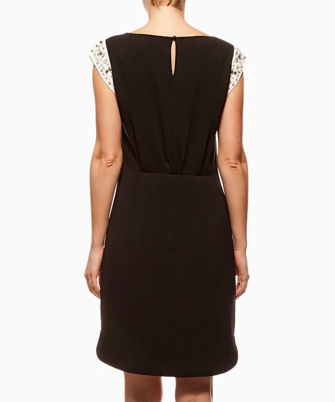 monokrom 2koton 2015 Koton 2014   2015 Elbise Modelleri, koton elbise modelleri 2014,koton elbise modelleri 2015,koton elbise modelleri ve fiyatları 2015,koton elbise modelleri ve fiyatları 2014