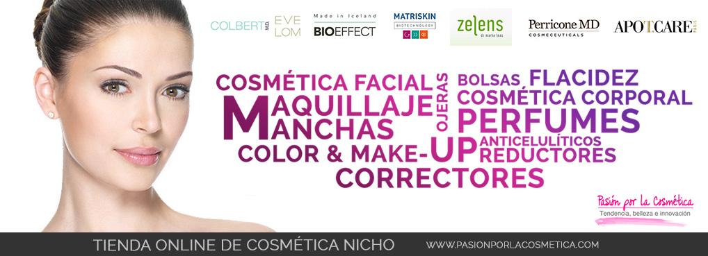 Pasion por la Cosmetica