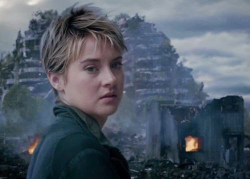 "Shailene Woodley in Action | ""Determination"" sequel: See here the first teaser!"