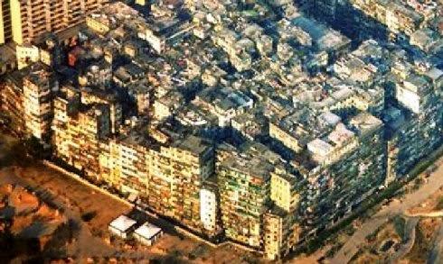 Kowloon Walled City, Hong Kong