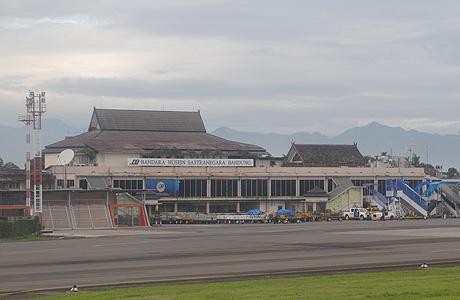 Bandara Husein Sastranegara Bandung