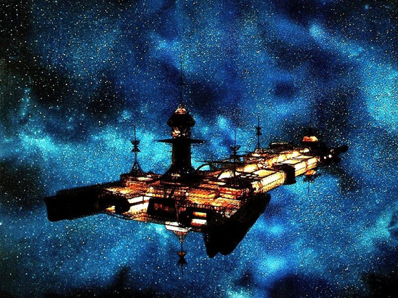 John Barry Starcrash Scontri Stellari