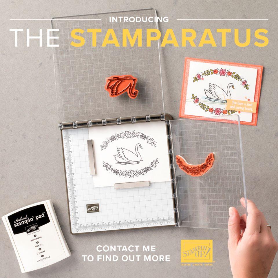 The Stamparatus