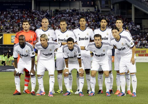 Once Iniciales Real Madrid Vs Granada Once Ular Real Madrid