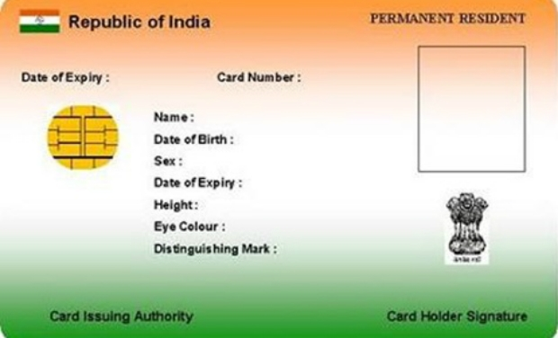 aadhar card What is aadhar card the government of india has issued a unique identity called aadhar card to every citizen who resides in india and nri too the department that would be responsible for the creation and functioning of aadhar card is uidai read morehomepage.