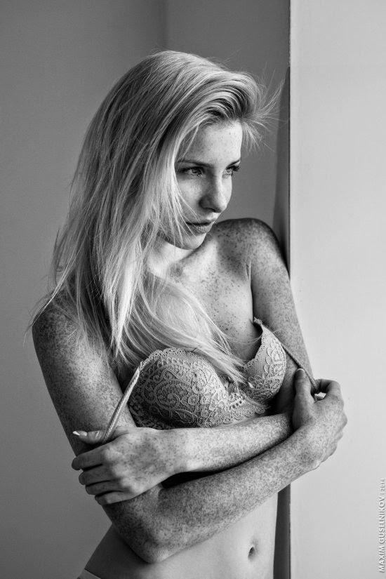 Maxim Guselnikov fotografia mulheres sensuais modelo russa Polina Kult