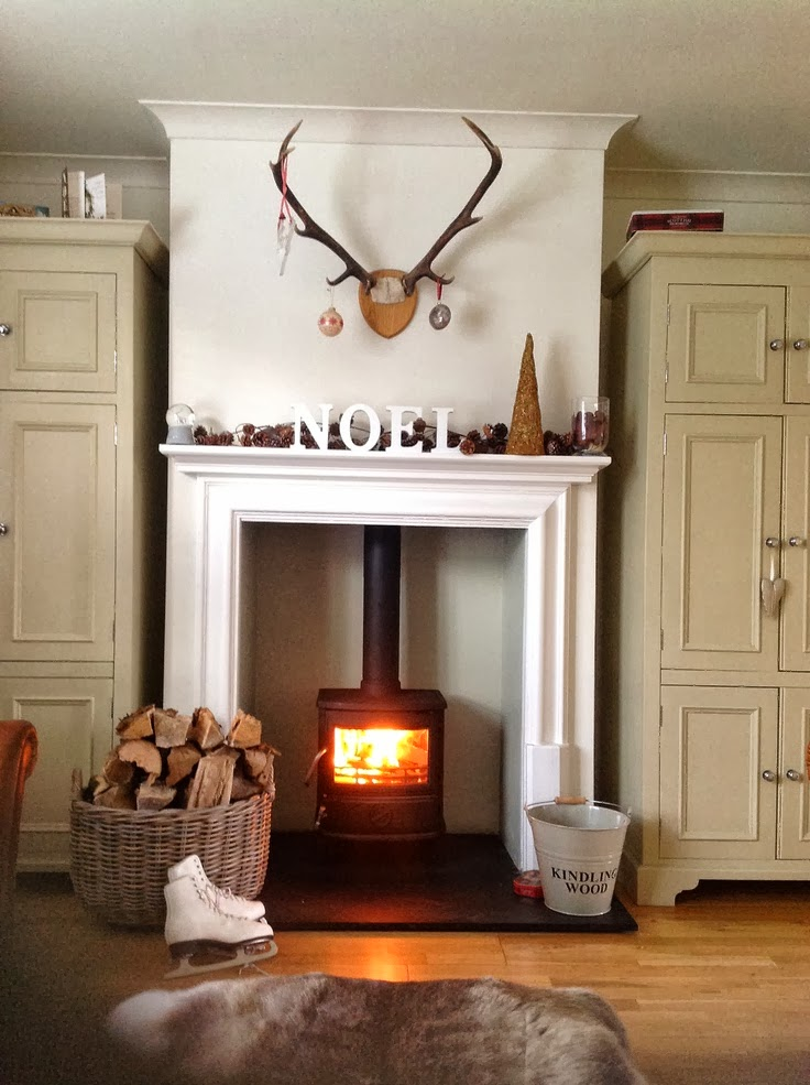 The Wood Burner The White Approach