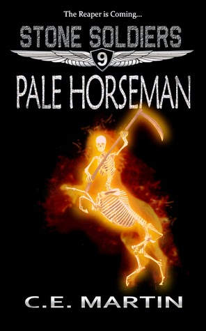 Pale Horseman by C.E. Martin