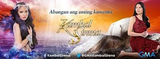 Kambal Sirena or Twin Mermaid (international title) is a Filipino drama series to be released by GMA Network. It stars Louise delos Reyes, Aljur Abrenica, Wynwyn Marquez, Mike Tan, Angelika...