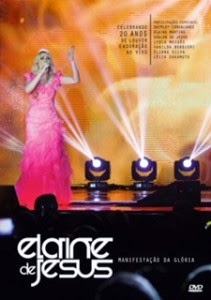 capa1 Download – Elaine de Jesus   Manifestação da Glória   Ao Vivo – DVDRip AVI + RMVB ( 2014 )