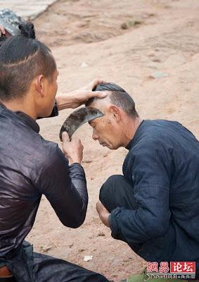 Cara Potong Rambut Paling Ekstrim