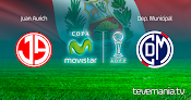 Juan Aurich vs Municipal en Vivo - Torneo Apertura