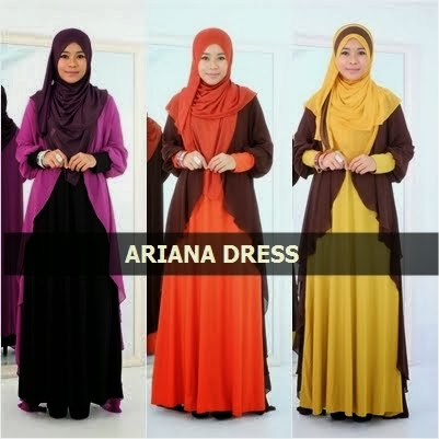 ARIANA DRESS | RM86WM / RM90EM