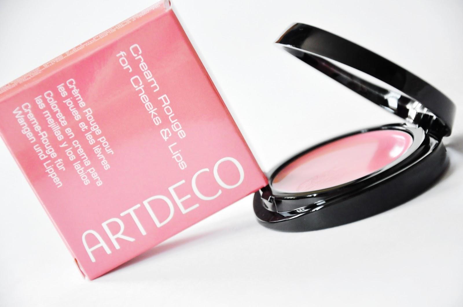 ArtDeco Cream Rouge for Cheeks and Lips