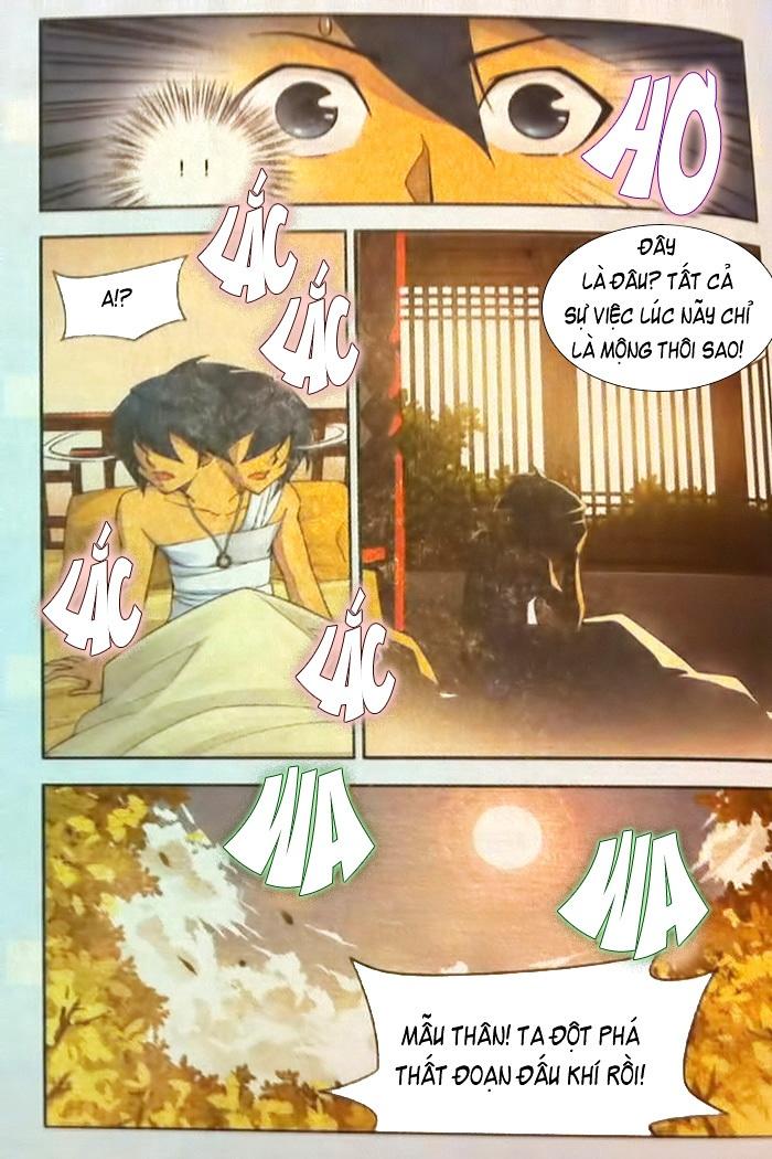 Đấu Phá Thương Khung chap 3 page 2 - IZTruyenTranh.com