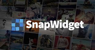 Get SNAPWIDGET for your blog/website