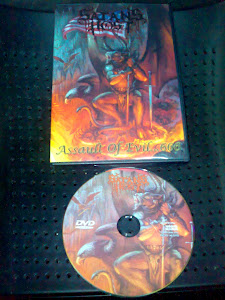 "SATANS HOST''assault of evil...666""-proDVD"
