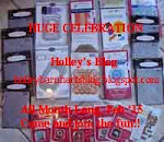 2/1 to 2/28 Holley's Giveaway